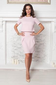 Костюм: укороченный топ и юбка Angela Ricci